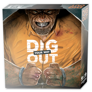 MJ Games Dig Your Way Out [French]