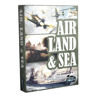 Arcane Wonders Air, Land and Sea (Revised Edition) [English]