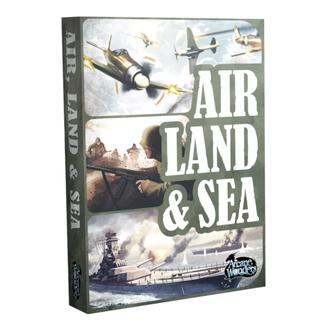 Arcane Wonders Air, Land & Sea (Revised Edition) [English]