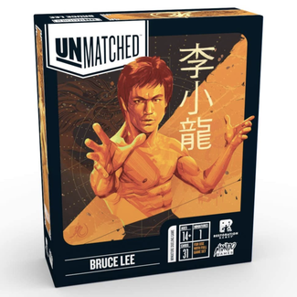 Restoration Games Unmatched : Bruce Lee [anglais]
