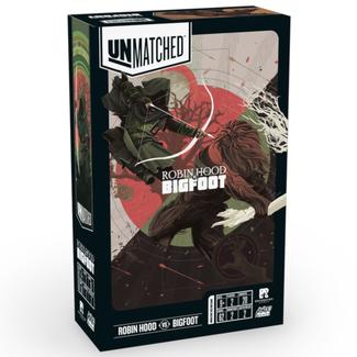 Restoration Games Unmatched - Robin Hood VS Bigfoot [English]