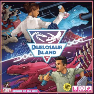 Pandasaurus Games Duelosaur Island [English]