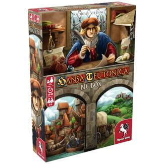 Pegasus Spiele Hansa Teutonica - Big Box [English]