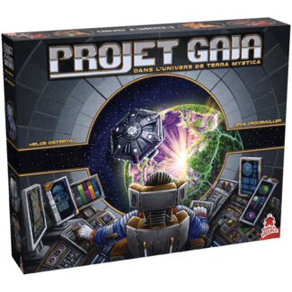 Super Meeple Projet Gaïa [French]