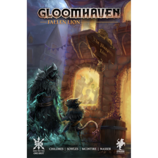 Cephalofair Games Gloomhaven - Fallen Lion [English]