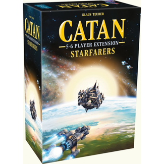 Catan Studio Catan : Starfarers : 5-6 Players [English]