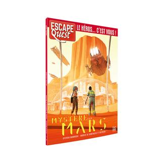 Ynnis Game Escape Quest (9) - Mystère sur Mars [French]