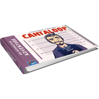 Lookout Games Cantaloop - A Playable Thriller [anglais]
