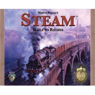 Mayfair Games Steam - Rails to Riches [English]