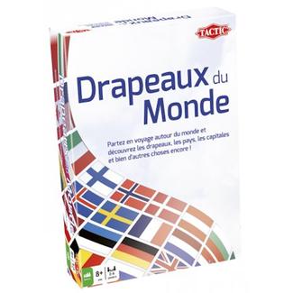 Tactic Drapeaux du monde [French]