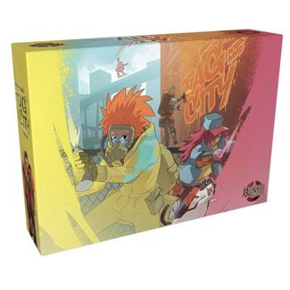 Runes Editions Tag City [multilingue]