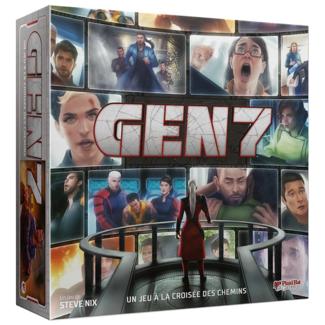 Plaid Hat Games Gen 7 [français]