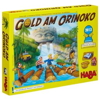 Haba Traversée de l'Onéroque (la) (Gold Am Orinoko) [Multi]
