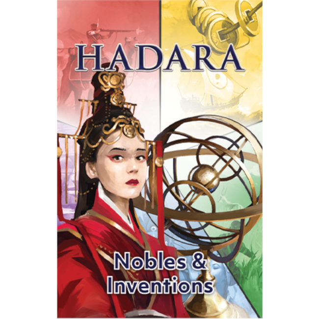 Z-Man Hadara : Nobles & Inventions [English]
