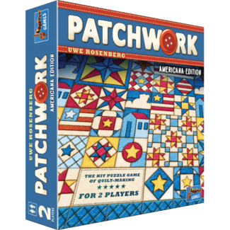 Lookout Games Patchwork - Americana [anglais]