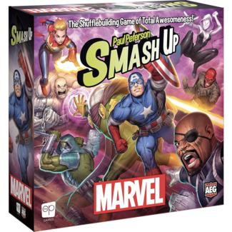 USAopoly Smash Up - Marvel [English]