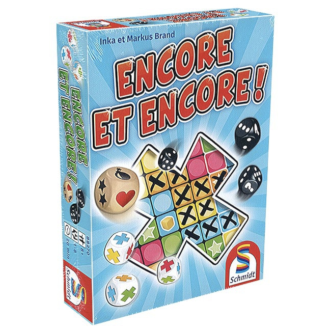 Schmidt Spiele Encore et Encore ! [French]