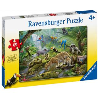 Ravensburger Rainforest Animals (60 pieces)