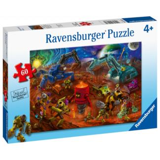 Ravensburger Space Construction (60 pieces)