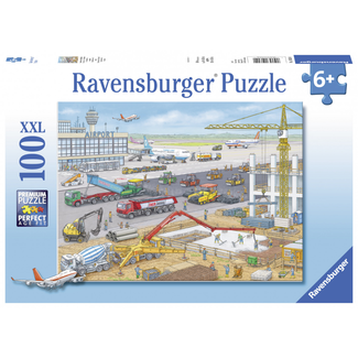 Ravensburger Construction at the Airport (100 pieces XXL)