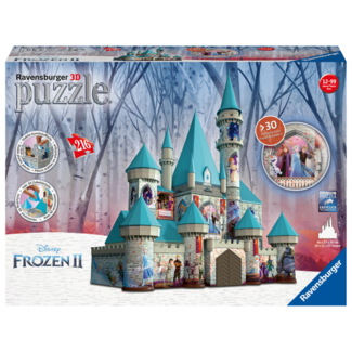 Ravensburger Frozen Castle - 3D (216 pieces)