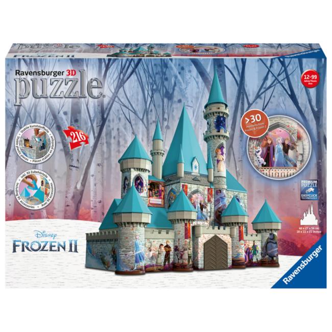 Ravensburger Frozen Castle - 3D (216 pieces)