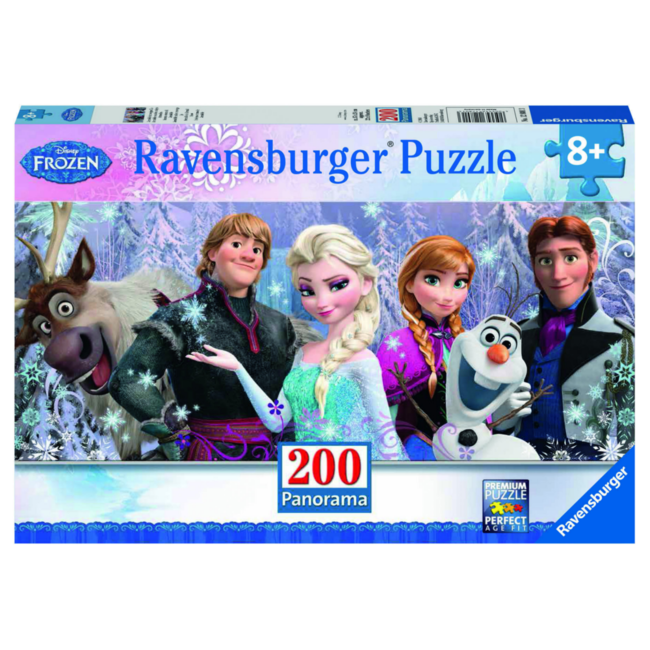 Ravensburger Frozen Friends - Panorama (200 pieces)