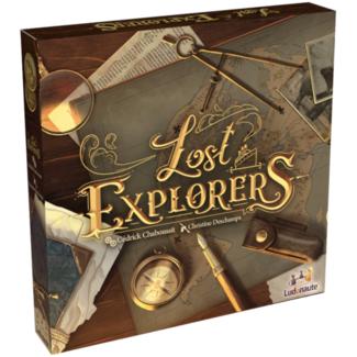 Ludonaute Lost Explorers [French]
