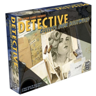 Van Ryder Games Detective - City of Angels : Bullets over Hollywood [English]