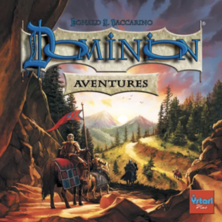 Ystari Games Dominion : Aventures [French]
