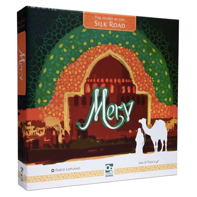 Osprey Games Merv - The Heart of the Silk Road [English]