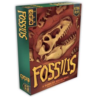 Kids Table BG Fossilis [anglais]