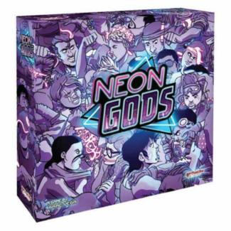 Plaid Hat Games Neon Gods [anglais]