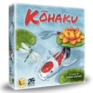 Golden Seal Games Kōhaku [anglais]