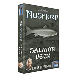 Lookout Games Nusfjord : Salmon Deck [anglais]