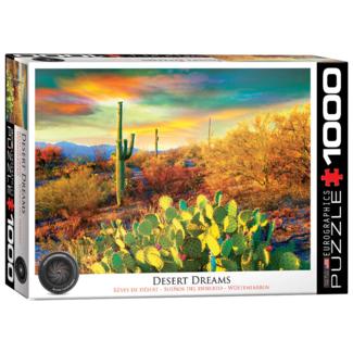 EuroGraphics Puzzle Desert Dreams (1000 pieces)