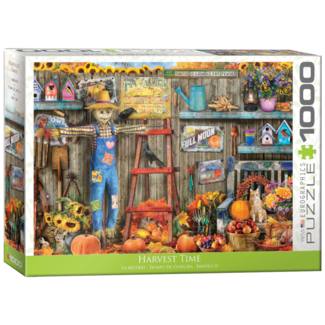 EuroGraphics Puzzle Harvest Time (1000 pieces)
