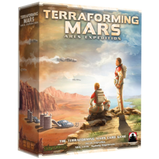 Stronghold Games Terraforming Mars - Ares Expedition Collector [English]
