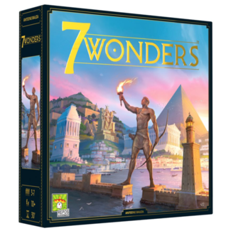 Repos Production 7 Wonders (New Edition) [English]
