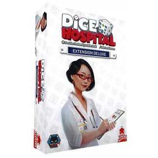 Super Meeple Dice Hospital : extension de luxe [French]