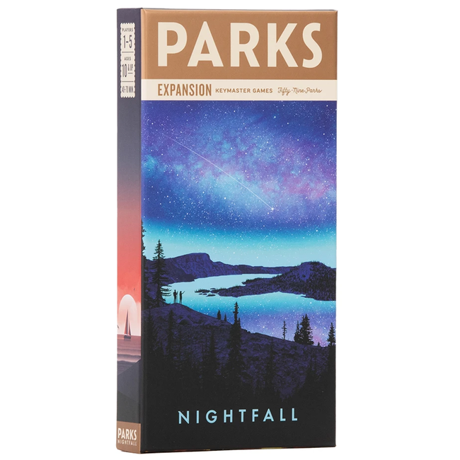 Keymaster Games Parks : Nightfall [English]
