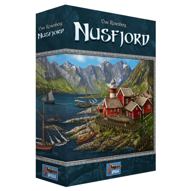 Lookout Games Nusfjord [English]
