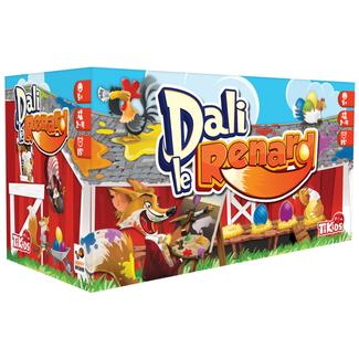 Tiki Editions Dali le renard [French]