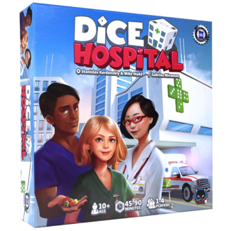 Alley Cat Games Dice Hospital [anglais]
