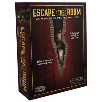 Thinkfun Escape the Room - La maison de poupée maudite [French]