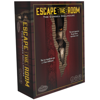 Thinkfun Escape the Room - The Cursed Dollhouse [English]