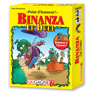 Kikigagne? Binanza - Le duel [French]