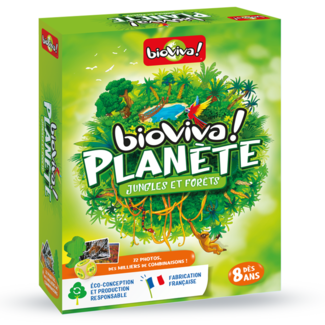 BioViva Bioviva ! Planète - Jungles et forêts [French]