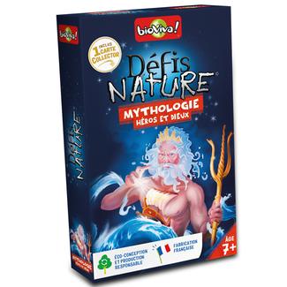 BioViva Défis Nature - Mythologie héros et dieux [French]