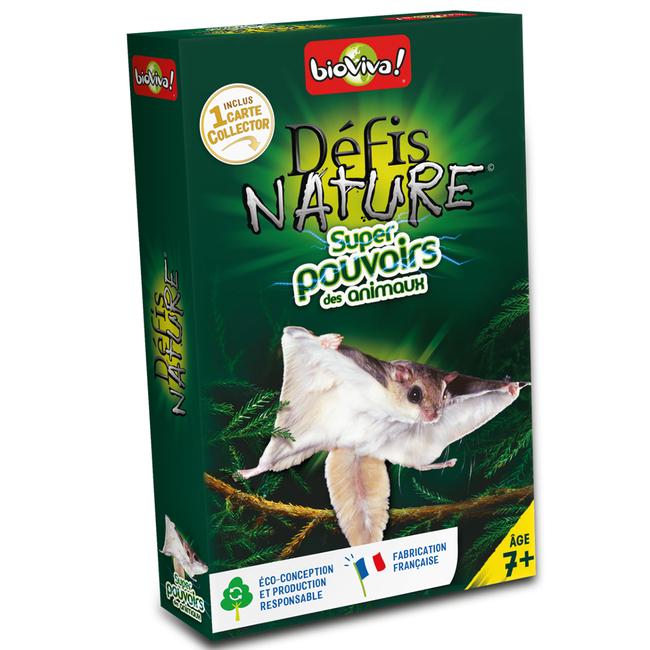 BioViva Défis Nature - Super pouvoirs des animaux [French]